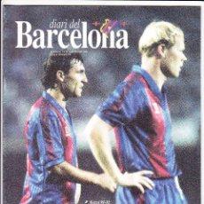 Collezionismo sportivo: DIARI DEL BARCELONA - Nº 59 SETEMBRE 1991. Lote 80089529