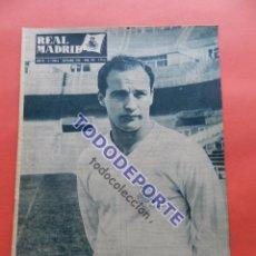 Coleccionismo deportivo: BOLETIN REVISTA OFICIAL REAL MADRID 1958 Nº 100 LIGA 58/59 8-0 CA OSASUNA-PUSKAS-MIGUEL MUÑOZ. Lote 80438757