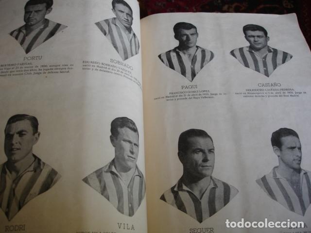 Coleccionismo deportivo: EL BETIS CAMPEON HOMENAJE ASCENSO A PRIMERA 1957-58.GRAN FOLIO FOTOS BUEN ESTADO EN GENERAL - Foto 3 - 80445873