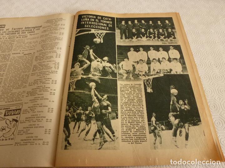 Coleccionismo deportivo: (ML)LEAN(17-4-61)PROX.GALES-ESPAÑA,IGNACIO ZOCO,TRAS EL BARÇA-HAMBURGO COPA EUROPA,POBLET CAMPEÓN. - Foto 10 - 80803871