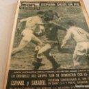 Coleccionismo deportivo: LEAN(26-11-62)HIBERNIANS 1 BARÇA 3,CONSTANCIA INCA 2 AT.SEVILLA 1 !!!RUMANIA 3 ESPAÑA 1!!!. Lote 81201256