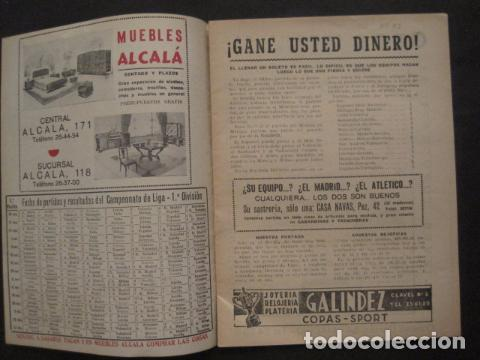 Coleccionismo deportivo: HISTORIA DEL SEVILLA CLUB DE FUTBOL-1905-1950 - EL BALON DICIEMBRE 1950 -VER FOTOS -(V-10.242) - Foto 2 - 81813680