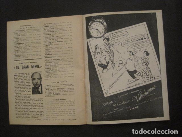 Coleccionismo deportivo: HISTORIA DEL SEVILLA CLUB DE FUTBOL-1905-1950 - EL BALON DICIEMBRE 1950 -VER FOTOS -(V-10.242) - Foto 10 - 81813680