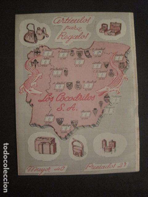 Coleccionismo deportivo: HISTORIA DEL SEVILLA CLUB DE FUTBOL-1905-1950 - EL BALON DICIEMBRE 1950 -VER FOTOS -(V-10.242) - Foto 11 - 81813680