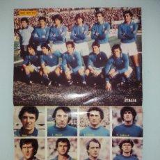 Coleccionismo deportivo: DIEZ MINUTOS 43X28 MUNDIAL ESPAÑA 82 ITALIA. Lote 82093364