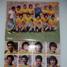 Coleccionismo deportivo: DIEZ MINUTOS 43X28 ESPAÑA 82 BRASIL. Lote 82094536