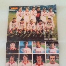 Coleccionismo deportivo: DIEZ MINUTOS 43X28 MUNDIAL ESPAÑA 82. Lote 82094836
