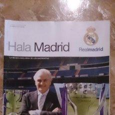 Coleccionismo deportivo: REVISTA REAL MADRID HALA MADRID NUMERO 27 AGOSTO 2008. Lote 82737888