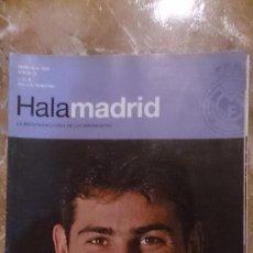 Coleccionismo deportivo: REVISTA REAL MADRID HALA MADRID NUMERO 10 MAYO 2004. Lote 82738092