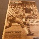 Coleccionismo deportivo: (ML)LEAN(9-2-59)!!BARÇA 5 ESPAÑOL 3 !!CONDAL-GERONA,SABADELL 1 VALLADOLID 0 CAYÓ EL LIDER!!. Lote 83314576