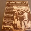 Coleccionismo deportivo: (ML)LEAN(8-6-59)SEMIF.COPA R.MADRID 2 BARÇA 4 !!! GIANNI BALZARINI MOTOR. Lote 83324292