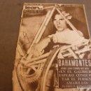 Coleccionismo deportivo: (ML)LEAN(13-7-59)BAHAMONTES Y EL TOUR,TENIS MANOLO SANTANA COPA DAVIS,OBRAS EN SARRIÁ,CRUELLAS.. Lote 83337584