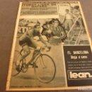 Coleccionismo deportivo: (ML)LEAN(5-9-55)VUELTA CICLISTA CATALUÑA,SABADELL-ESPAÑOL,CURTA BARÇA-AUSTRIA EN SU HOMENAJE.. Lote 83698100