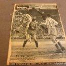 Coleccionismo deportivo: (ML)LEAN(26-3-56)ESPAÑOL 1 MURCIA 0,VALENCIA 4 BARÇA 2,TENIS DE MESA.. Lote 83707764