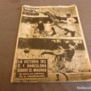 Coleccionismo deportivo: (PG)LEAN(21-3-60)!!!BARÇA 3 R.MADRID 1 !!!AT.MADRID 3 ESPAÑOL 1,GRANOLLERS 4 GAVÁ 1.. Lote 84333516