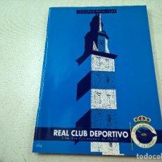 Coleccionismo deportivo: REAL CLUB DEPORTIVO DE LA CORUÑA S.A.D-TEMPORADA 94-95-N. Lote 85061476