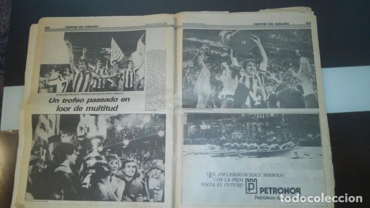 Coleccionismo deportivo: periodico deia extra athletic - Foto 3 - 86075424