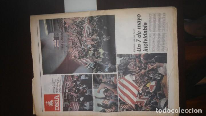 Coleccionismo deportivo: periodico deia extra athletic - Foto 5 - 86075424