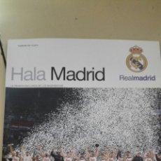 Coleccionismo deportivo: REVISTA HALA MADRID N° 62 / INCLUYE POSTER. Lote 86176960