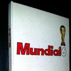 Coleccionismo deportivo: COLECCIONABLE MUNDIAL 16 / 6 TOMOS / COMPLETO . Lote 86207844