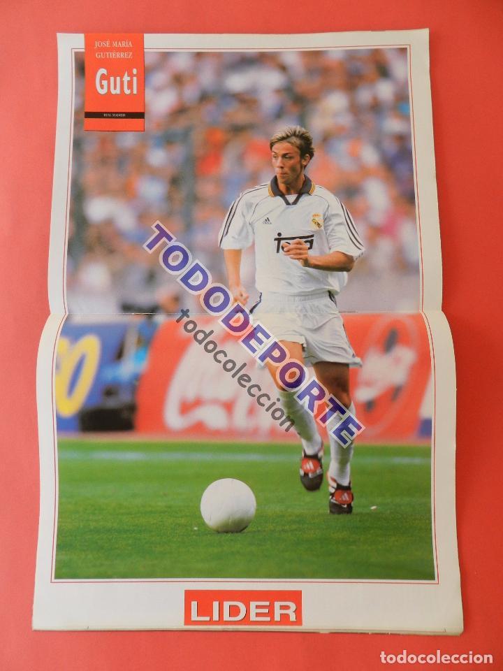 Coleccionismo deportivo: REVISTA EQUIPO LIDER COLECCION COMPLETA Nº 1 AL 34 LOTE PRIMERAS REVISTAS POSTER FICHAS 96-98 - Foto 11 - 220572626