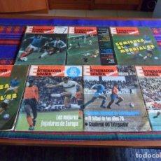 Coleccionismo deportivo: EL ENTRENADOR ESPAÑOL 2ª ÉPOCA NºS 2 3 4 6 (2) 7 Y 9 QUE ES REALMENTE EL Nº 1. JULIO 1979.. Lote 87918208