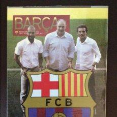 Coleccionismo deportivo: REVISTA OFICIAL DEL FC BARCELONA Nº 46 AGOST / SETEMBRE 2010 - PRECINTADA. Lote 89629964