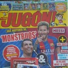 Coleccionismo deportivo: REVISTA JUGON 125 (PRECINTADA). Lote 89705408