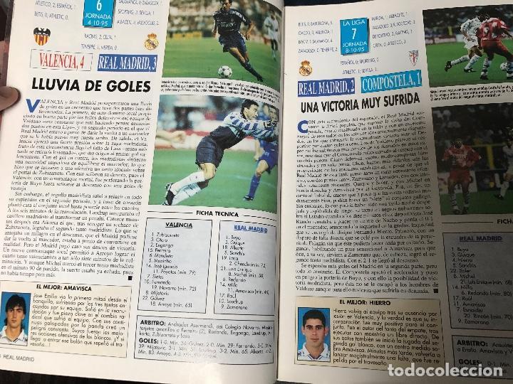 Coleccionismo deportivo: ANTIGUA REVISTA REAL MADRID NUMERO 73 1995 - Foto 3 - 106686751