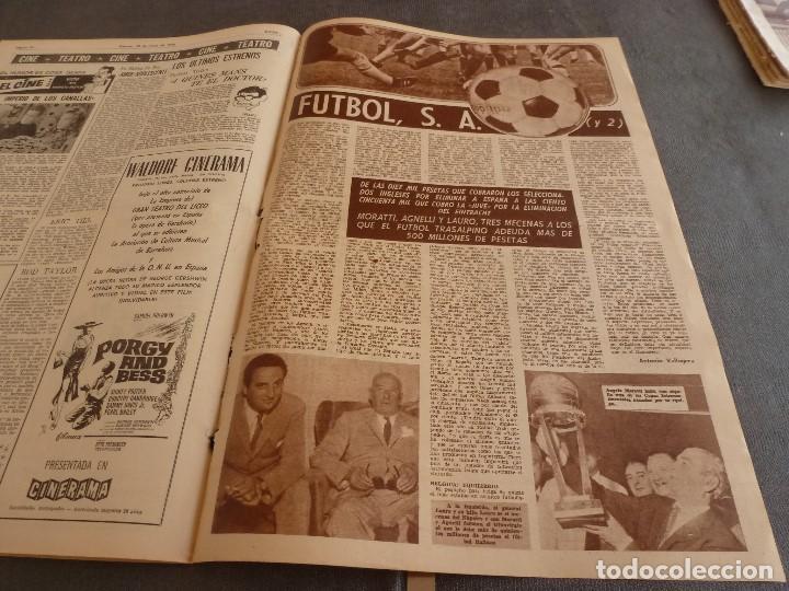 Coleccionismo deportivo: DICEN (10-5-68)COPA EUROPA BENFICA 2 JUVENTUS 0,PEDRO CARRASCO(BOXEO) - Foto 5 - 92458890