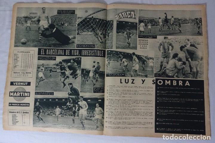 Coleccionismo deportivo: REVISTA BARÇA. Nº 67 MARZO 1957. CELTA DE VIGO 0 BARCELONA 2 - Foto 2 - 92748035