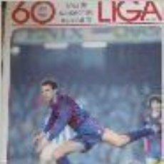 Coleccionismo deportivo: 60 AÑOS DE CAMPEONATO NACIONAL DE LIGA-FASCICULO 20. POSTER STUTGART . Lote 92925060