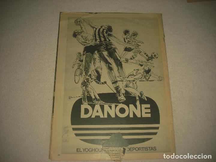 Coleccionismo deportivo: R.B. REVISTA BARCELONISTA N° 648 , AGOSTO 1977 . LOS HOMBRES DEL GAMPER . - Foto 2 - 92940120