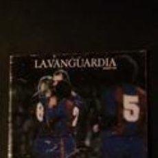 Coleccionismo deportivo: LA VANGUARDIA-1985-BARÇA-CRUYFF-CAMPEONES DE LIGA-(VER FOTOS) . Lote 93664125