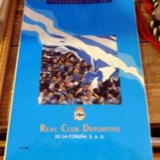 Coleccionismo deportivo: REVISTA REAL CLUB DEPORTIVO DE LA CORUÑA, TEMPORADA 93-94,98 PAGINAS, RARISIMA. Lote 94007785