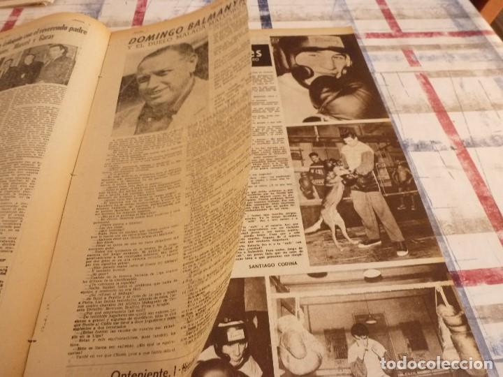 Coleccionismo deportivo: DICEN(24-2-65)PEDRO BARET,ANTONIO TORRES(BOXEO)BALMANYA Y CÉSAR,ESQUI ESPAÑOL,CONDAL. - Foto 4 - 97216155
