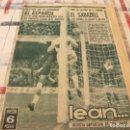 Coleccionismo deportivo: (BD)LEAN(6-2-67)TURQUIA 0 ESPAÑA 0,BARÇA 3 ELCHE 0 !!GRAN PAZOS!!MALLORCA 2 LEVANTE 1,RALLY SITGES.. Lote 98697927