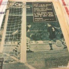 Coleccionismo deportivo: (BD)LEAN(3-4-67)R.MADRID 3ª VEZ CAMPEON EUROPA BASKET!BARÇA 3 BILBAO 1,IRIBAR,INCA 1 LEVANTE 0,PAZOS. Lote 98698559