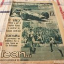 Coleccionismo deportivo: (BD)LEAN(10-4-67) JIM CLARK GANA EN MONTJUICH!!ESPAÑOL 2 PONTEVEDRA 2,MALLORCA 1 BETIS 2.. Lote 98698899
