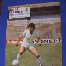 Coleccionismo deportivo: REVISTA REAL MADRID. PUBLICACIÓN MENSUAL. 1977. Nº 325. SIN POSTER. . Lote 98795883