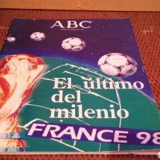 Coleccionismo deportivo: ABC FRANCIA 98. Lote 98813667