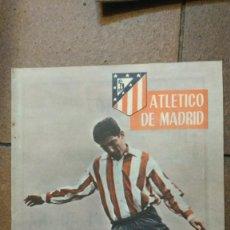 Coleccionismo deportivo: REVISTA OFICIAL ATLÉTICO DE MADRID, AÑO II NUM 7 JUNIO 1960. Lote 99141295