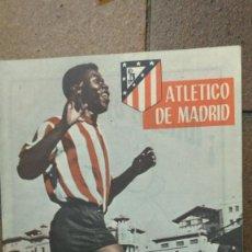 Coleccionismo deportivo: REVISTA OFICIAL ATLÉTICO DE MADRID, AÑO II NUM 8 AGOSTO 1960 JONES. Lote 99142163