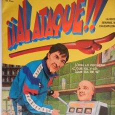 Coleccionismo deportivo: AL ATAQUE REVISTA Nº 7 DEL 19 AL 25 DE ABRIL DE 1993. . Lote 99363415