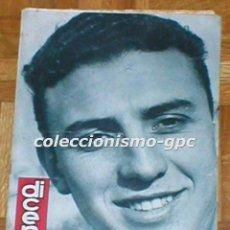 Coleccionismo deportivo: REVISTA DEPORTIVA DICEN 22 JUNIO 1957 RUIZ RCD ESPAÑOL ESPANYOL SEGARRA FC BARCELONA KUBALA BASORA. Lote 99428259
