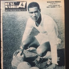 Coleccionismo deportivo: 1959 REVISTA REAL MADRID N 111. REAL MADRID,6 -MANCHESTER,1 Y LIGA. Lote 99444030