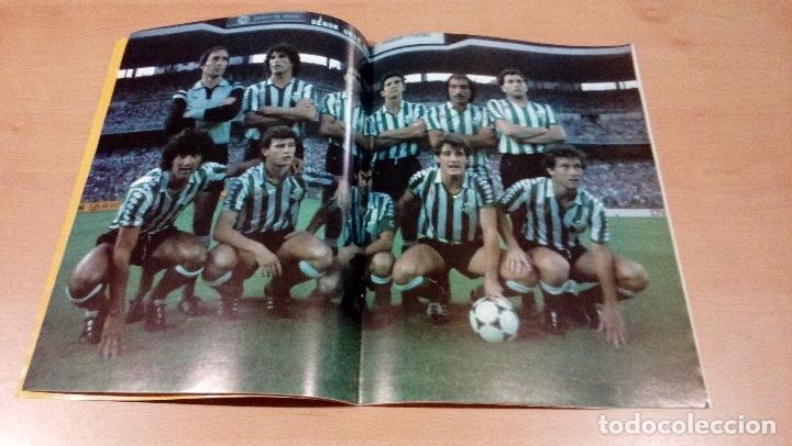 Coleccionismo deportivo: quinielista - año II - numero 34( error es 35) - 1983 - incluye poster real betis - ver fotos - - Foto 4 - 99472463