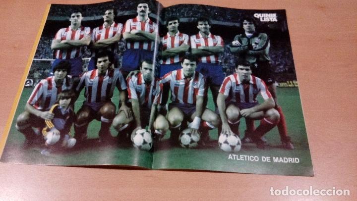 Coleccionismo deportivo: quinielista - año II - numero 36 - 1983 - incluye poster atletico madrid- ver fotos - - Foto 4 - 99472583