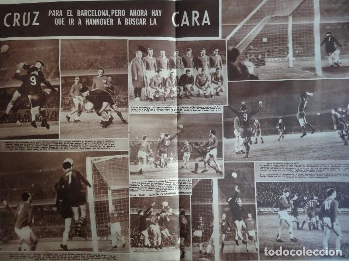 Coleccionismo deportivo: LOTE DE 5 DIARIOS DEPORTIVOS DICEN FINALES DE LOS 60 , VER FOTOS - Foto 6 - 99920859