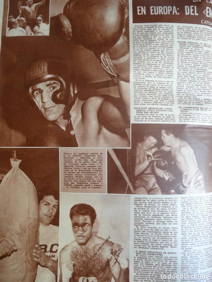 Coleccionismo deportivo: LOTE DE 5 DIARIOS DEPORTIVOS DICEN FINALES DE LOS 60 , VER FOTOS - Foto 9 - 99920859